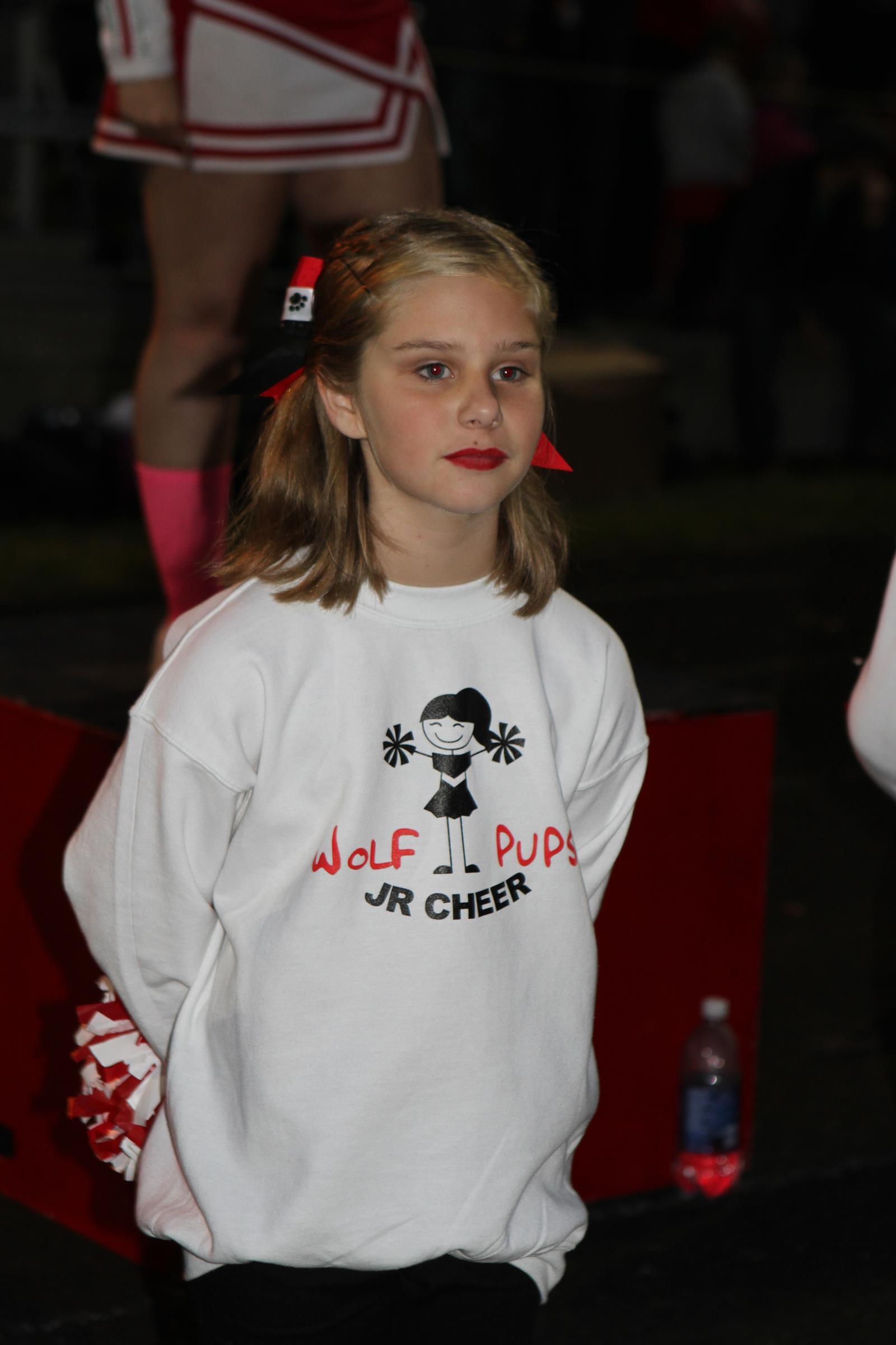 Friday Night Lights Cheerleader