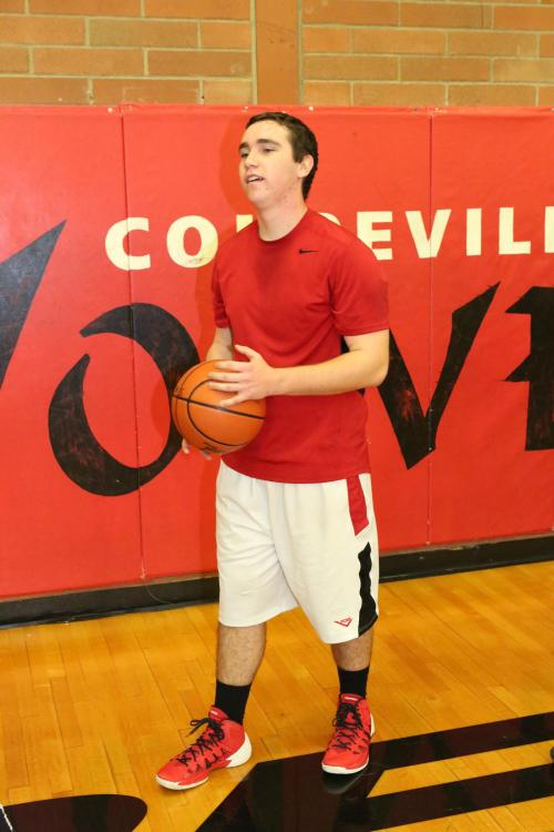 Aaron Trumbull has been the one constant on the varsity for the past four seasons.