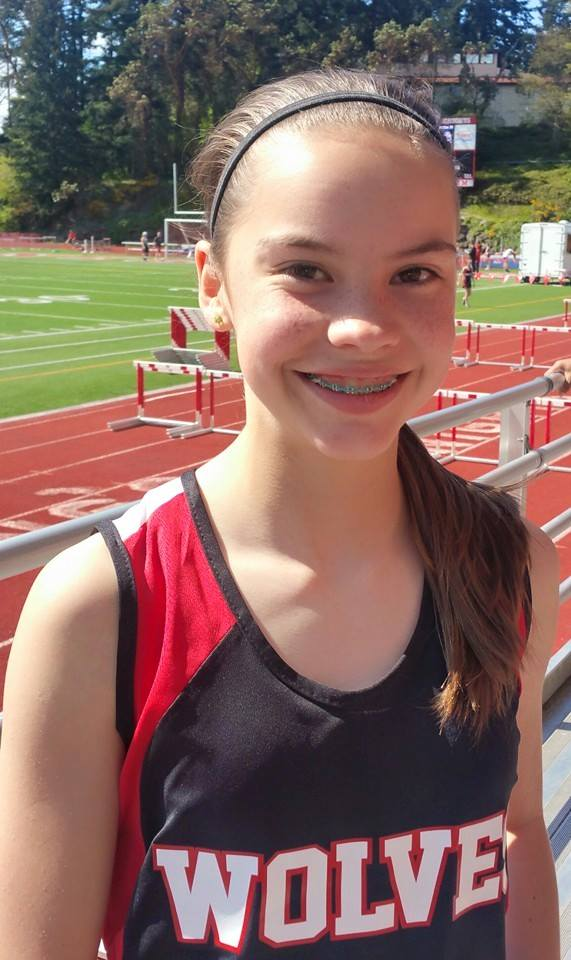 Zing Lindsey Roberts Just Lapped You Coupeville Sports