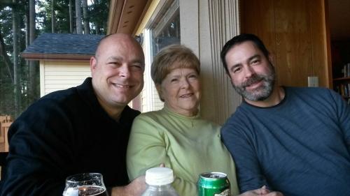 Mitch (left) and Marc Aparicio (Photos courtesy Penn Cove Brewing Co.)