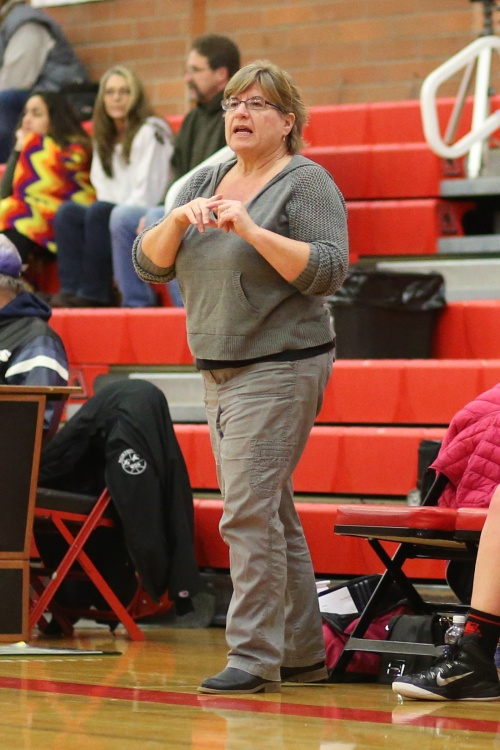 When CHS hoops coach Amy King needs to teach a lesson...