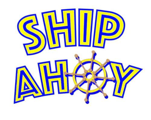 Look out, Dora. Ship Ahoy is coming for your throne. (Logo courtesy WhidbeyTV)