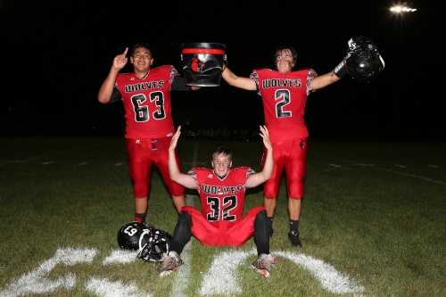Senior captains