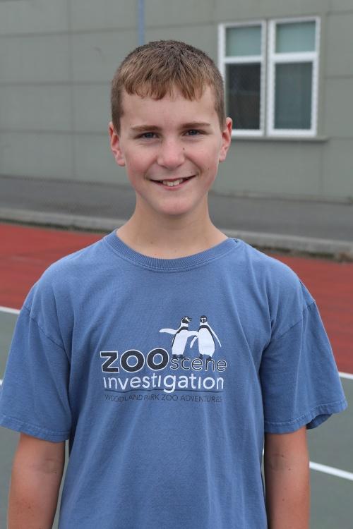 Zach Ginnings (John Fisken photo)