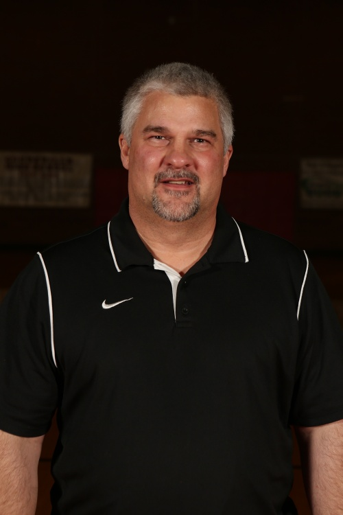 CHS girls hoops coach David King. (John Fisken photo)