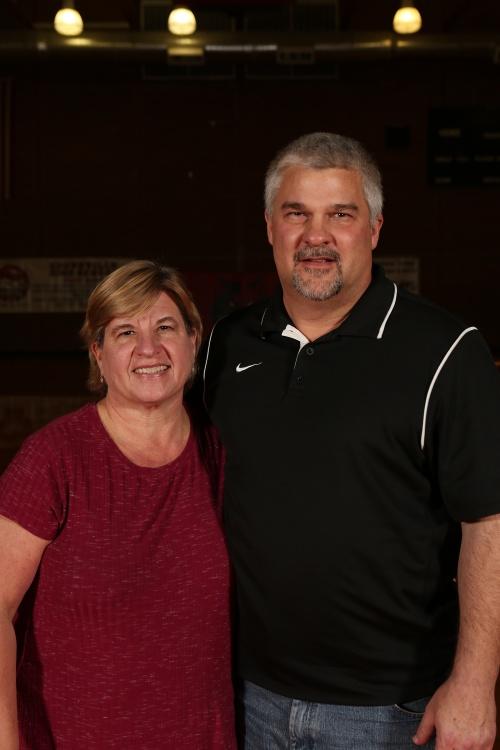 David and Amy King (John Fisken photo)