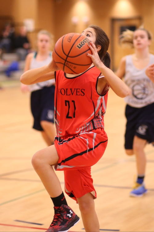 Kiara Contreras should be one of Coupeville's key players. (John Fisken photos)